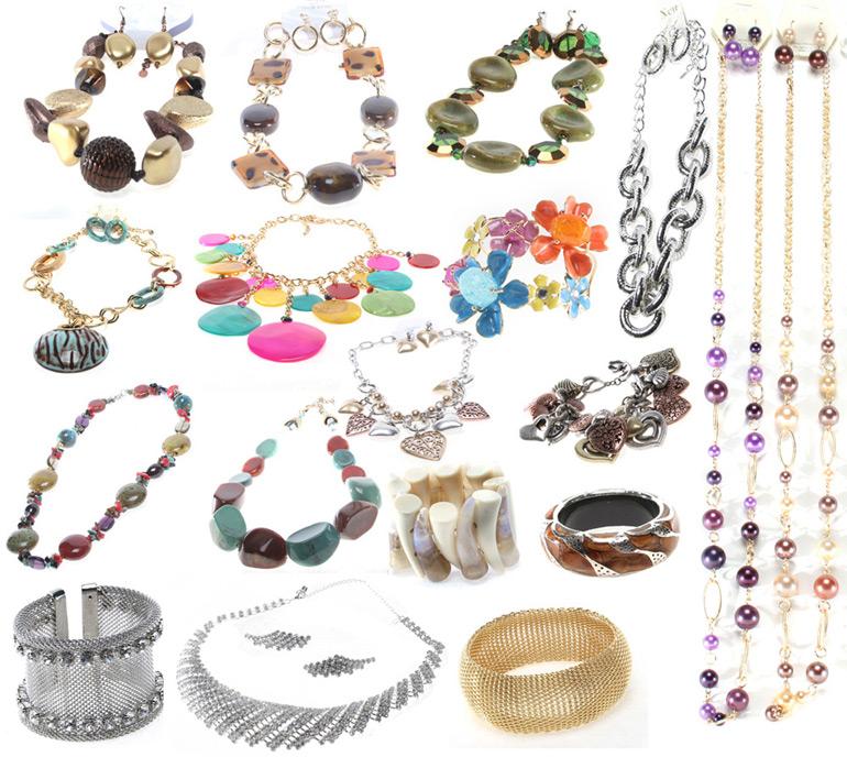 Bijoux Fantaisie Jewelry : France grossiste platform wholesaler buying cheap